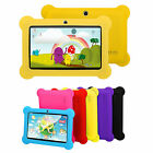 KOCASO 7'' HD Quad Core Tablet PC For Kids Dual Camera WiFi 8GB Android 4.4