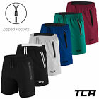 Men's TCA Elite Tech QUICKDRY Running / Training / Gym Shorts With Zip Pockets
