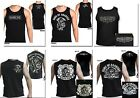 Authentic Sons Of Anarchy Tank Top Or Muscle Shirt Adult Men SOA