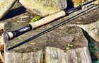 "Rainshadow Revelation 4 PC Switch Fly Rod Blank 5-8wt 10'8"" Satin Black Finish"
