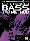 NEW Hal Leonard Left-Handed Bass Tab Method - Book 1 by Eric W. Wills