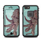 Skin for LifeProof FRE iPhone 6/6S - Octopus Bloom - Sticker Decal