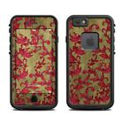 Skin for LifeProof FRE iPhone 6/6S - Vintage Scarlet - Sticker Decal
