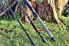 Rainshadow E-Glass Saltwater Boat Casting/Spinning Rod Blank 7'-8' Med Fast BLK