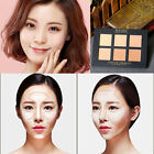 Awesome 6 Colour Face Cream Contour Concealer Palette Bronzer Highlighter Makeup