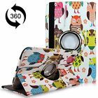 For Samsung Galaxy Tab 3 8 Inch T310 T311 Leather 360 Rotating Stand Case Cover