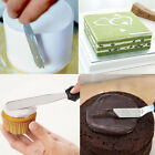 3pcs/set High Quality Stainless Steel Cranked Knife for Cake Decorating Fondant