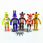 Five Nights at Freddy's Action Figure personaggi statuette Foxy Chica Bonnie oro