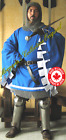 Medieval Knight Men-at-arms Short Surcoat Deluxe