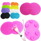 Makeup Brush Cleaners Cosmetic Foundation Glove Scrubber Silicone Cleaning Tool