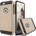 For Apple iPhone 6 6S Case Ultra Hybrid Shockproof Protective Hard Cover