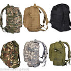 40L Army Militar 3D Tactical  Backpack Hiking Camping Bag Traveling Oxford