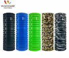 Wacces Foam Roller Deep Muscle Tissue Massage Fitness Gym Yoga Sports image
