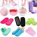 100% Silicone Gel Moisture Spa Socks Silky Foot Protector Care Pedicure Socks