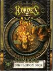Minions Hordes Mk3 Faction Cards