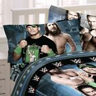 nEw WWE WRESTLING BED SHEETS - Industrial Strength Wrestlers John Cena Bedding