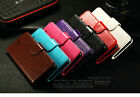 """Luxury Leather Stand Wallet Card Case for iPhone 6/6S (4.7"""") & PLUS (5.5"""")"""