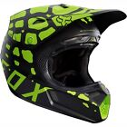 Fox 2017 V3 GRAV MX/Motorcross Helmets - 2 Colourways New Product!!!!!