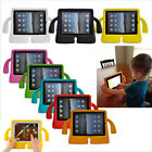 Kid Proof Protection Shockproof Eva Foam Stand Cover Case For Ipad Mini 1 2 3 4
