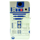 Star Wars R2D2 Robot Style PU Leather Wallet Flip Case For iphone 7 6S Plus $8.99 USD