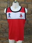 "Official ""ISC"" Wales Rugby League Training Vest""  RRP £29.95"
