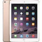 "Apple iPad Air 2nd Generation A1566 9.7"" Retina 16, 64, 128 GB WiFi Tablet SRF"