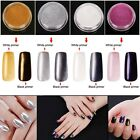 Shinning Mirror Powder Gold/Sliver Nail Art Chrome Pigment Glitters DIY
