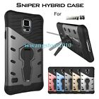 New Hybrid TPU&PC Dual-layer Kickstand Rugged  Case Cover for Samsung Galaxy S5