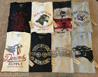 NEW  POLO RALPH LAUREN DENIM & SUPPLY GRAPHIC T SHIRT TEE  M L XL XXL L/S