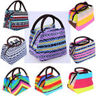 Outdoor Insulated Thermal Cooler Portable Picnic Lunch Carry Tote Storage Bag