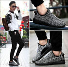 Men's Fashion yeezy Men's Breathable Recreational Sport Running Casual shoes