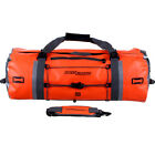 Overboard Pro Vis Waterproof 60l Unisex Bag Duffle - Hi Orange One Size