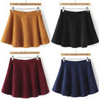 Women's High Quality High-waist A-line Corduroy Skirt Fashion Mini Dress Promo