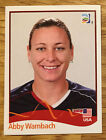 Panini Women World Cup Germany 2011 - Team USA - Choose stickers from drop-down