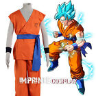 Dragon Ball Super Goku Cosplay Costume Full Set