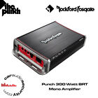 Rockford Fosgate Punch PBR300X1 - 300 Watt RMS BRT Mono Mini Amplifier