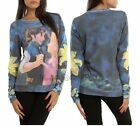 New Disney Tangled Duo Dancing Girls Pullover Sweater Sweatshirt Top Jumper