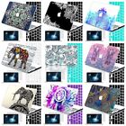 Aztec Elements Printed Laptop Hard Matte Case Cover +KB +SP For Macbook Pro Air