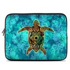 Zipper Sleeve Bag Cover - Sacred Honu - Fits Most Laptops + MacBooks