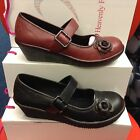 Heavenly Feet Vintage Mary Jane Shoes Black Wine New School Work Flying Out