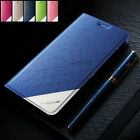 HQ Magnetic Slim Leather Flip Wallet Stand Case Cover For Sony Xperia Z5/Premium