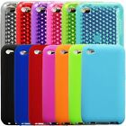 New Design Silicone gel Diamond Case for Apple iPod touch 4G