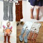 Baby Kids Girls Cotton Fox Tights Socks Stockings Pants Hosiery Pantyhose