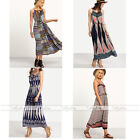 Elegant Women Bohemia Summer Beach Maxi Dress Cool Feeling & High Quality S-XL