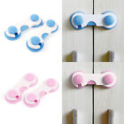 Adhesive Baby Child Safety Proof Cabinet Door Fridge Draw Cupboard Locks Lot/20