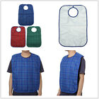 Waterproof Adult Large Mealtime Bib Clothes Clothing Protector Dining Cook Apron