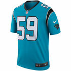 Nike NFL Color Rush Legend Edition Carolina Panthers Luke Kuechly Legend Jersey