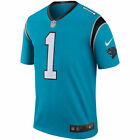 Nike NFL Color Rush Legend Edition Carolina Panthers Cam Newton 1 Legend Jersey
