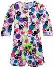 NWT Justice Girls Zebra Polka Dot Lounge Pajamas PJs Sleep Romper U Pick! NEW