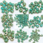 Wholesale Silver Spacer Beads Beads Caps Pendent Retro For Jewellery Making